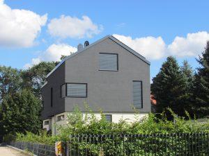 HAUK Stahl- und Leichtmetallbau Projektbild: Energieeffizientes und Barrierearmes Haus Falkensee