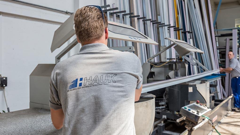 Hauk Stahl- und Leichtmetallbau Werk Nauen